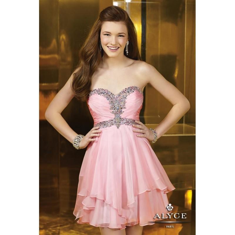 Свадьба - Sweet 16 Dress Style  3554 - Charming Wedding Party Dresses