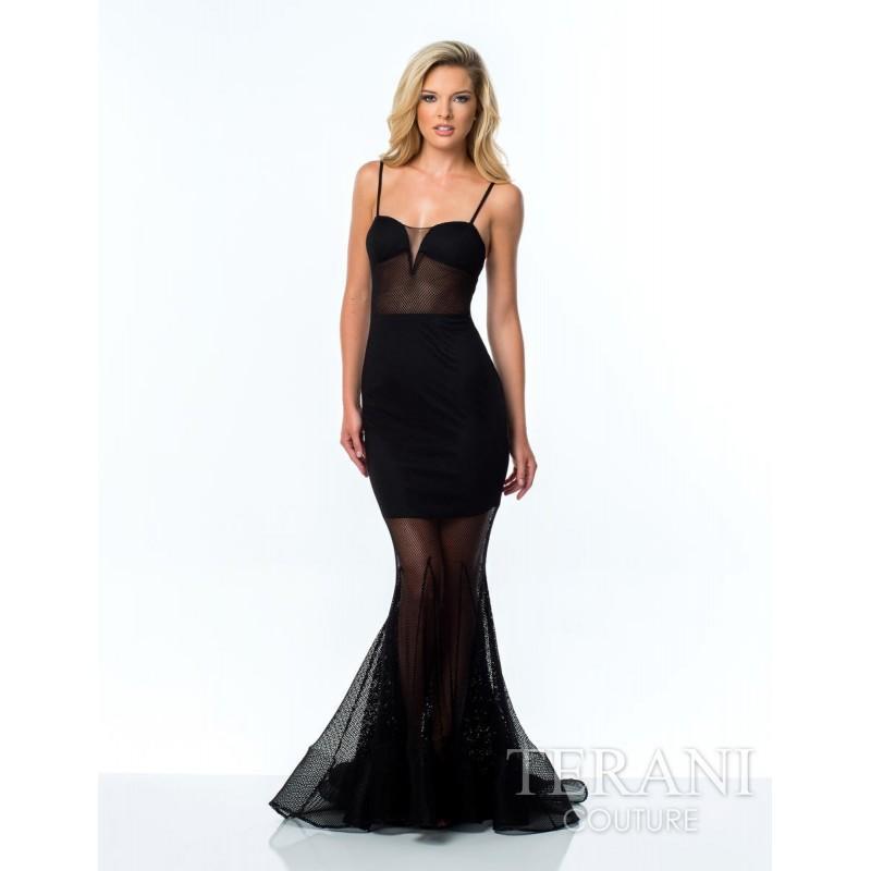 Mariage - Terani Prom 151P0075 - Brand Wedding Store Online