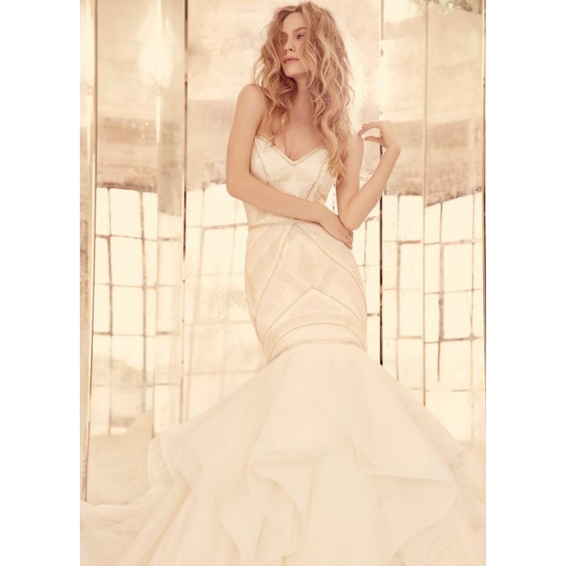 Свадьба - JLM Couture Style 6561 Yoko - Wedding Dresses 2018,Cheap Bridal Gowns,Prom Dresses On Sale