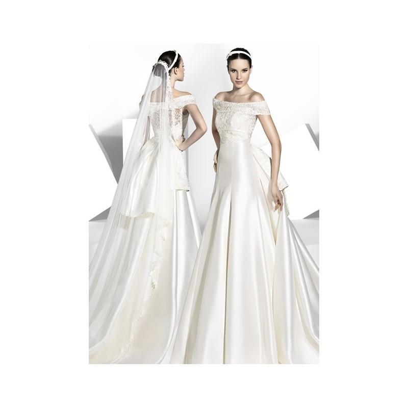 estilo18 (franc sarabia) - vestidos de novia 2018 #2814274 - weddbook
