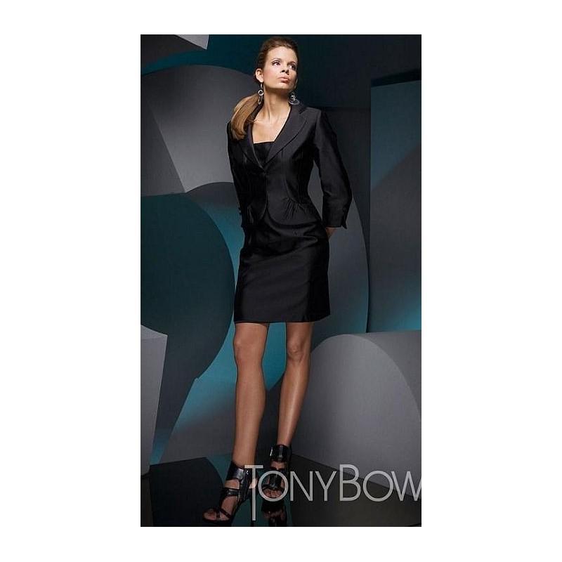 Tony Bowls Suits