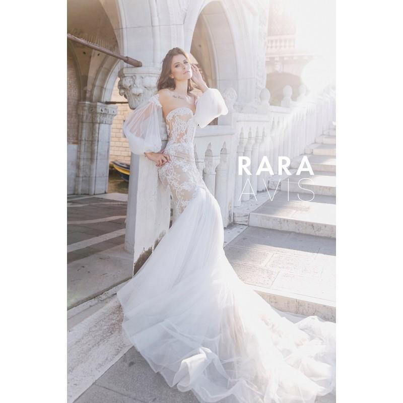 Wedding - Beautiful wedding dress, FLYTERIA, lace wedding dress, wedding dress, wedding dresses, sexy wedding dress - Hand-made Beautiful Dresses