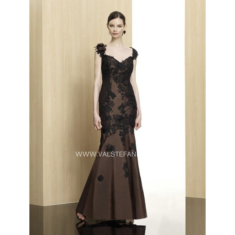 Mariage - Val Stefani Special Occasion Dresses - Style MB7319 - Formal Day Dresses