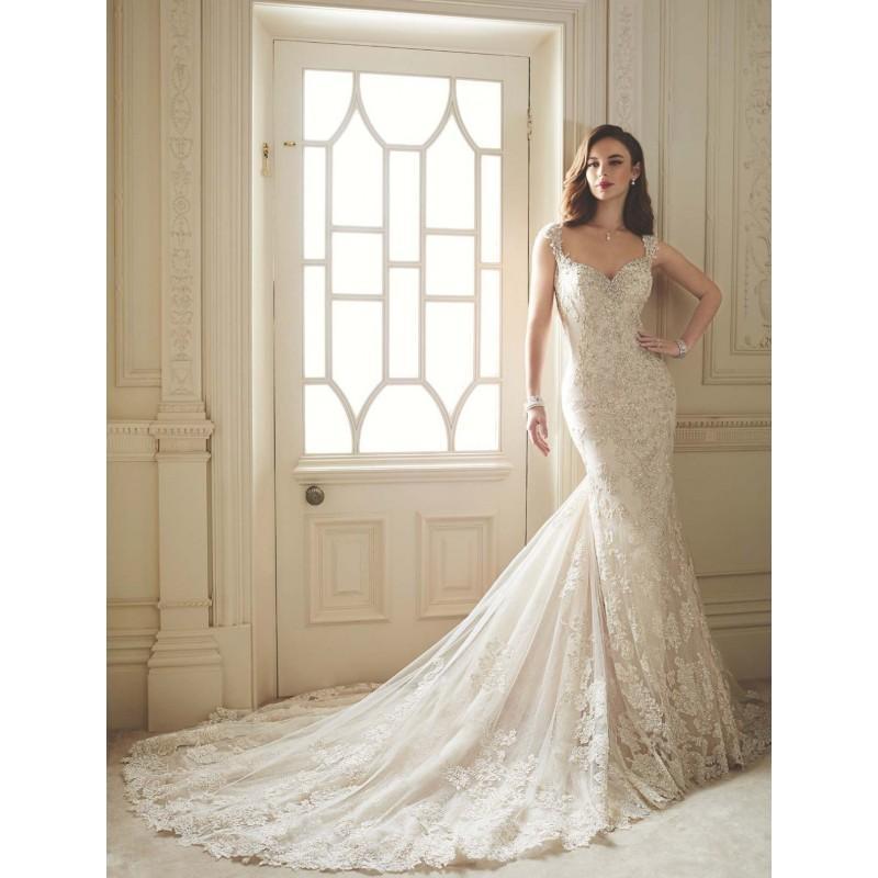 Sophia Tolli Wedding Dress Y11651 Sultana - Wedding Dresses 2018 ...