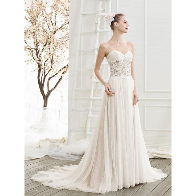 Boda - Beloved by Casablanca Bridal Adore Strapless A-Line Wedding Dress - Crazy Sale Bridal Dresses