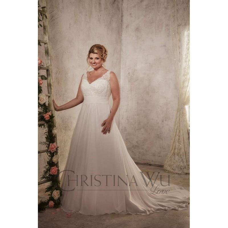 Eternity Bride Plus-Size Dresses Style 29271 By Love By