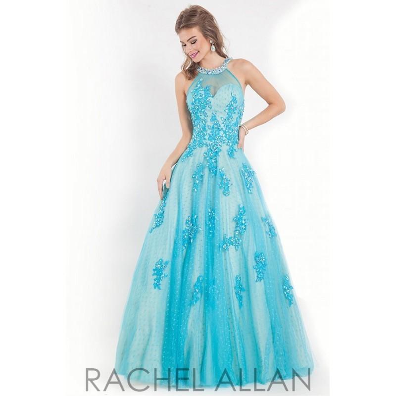 Hochzeit - Rachel Allan - Style 6835 - Formal Day Dresses