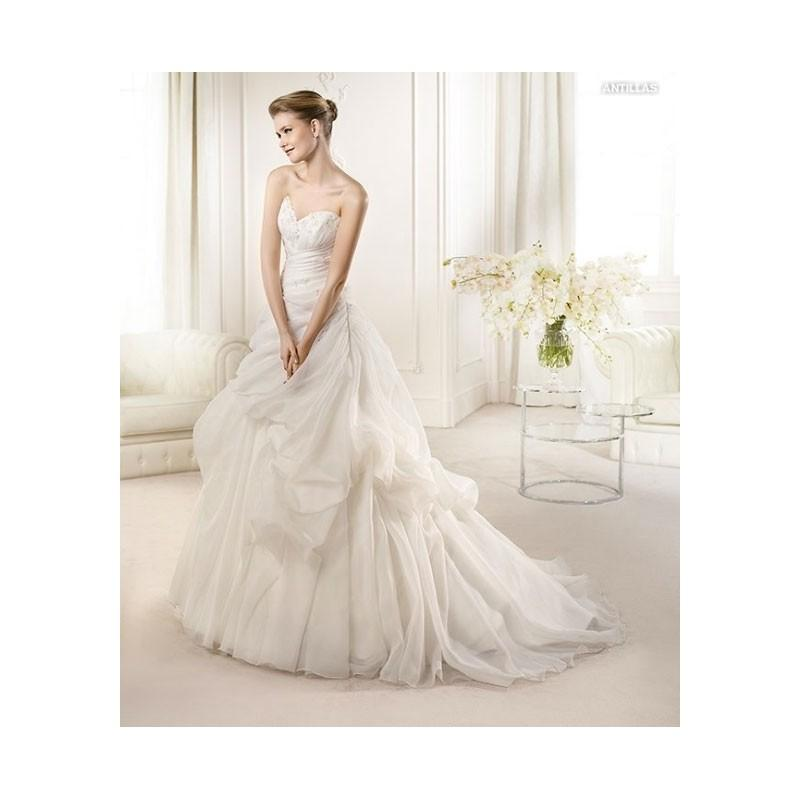 antillas - glamour (san patrick) - vestidos de novia 2018 #2814712