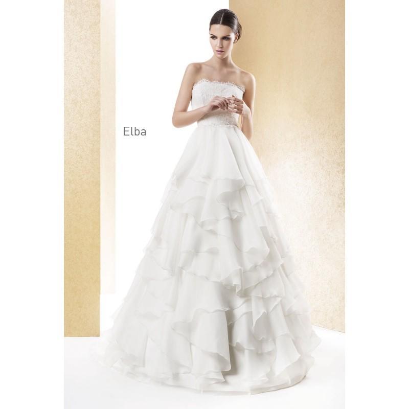 elba (cabotine) - vestidos de novia 2018 #2814716 - weddbook