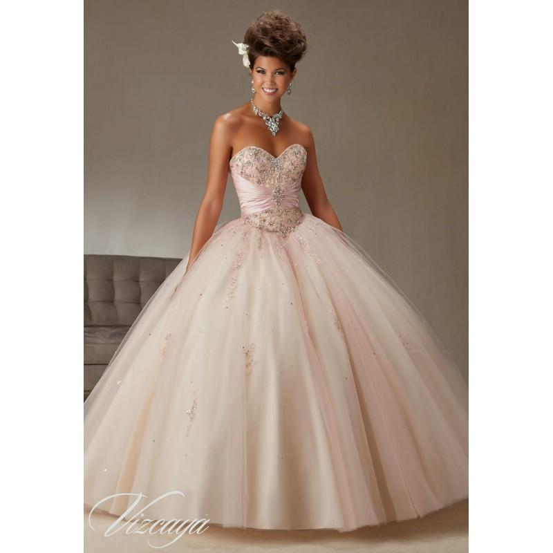 dc5449f429b 90+ Vizcaya Prom Dresses - Mori Lee Vizcaya Quinceanera Dress Style ...