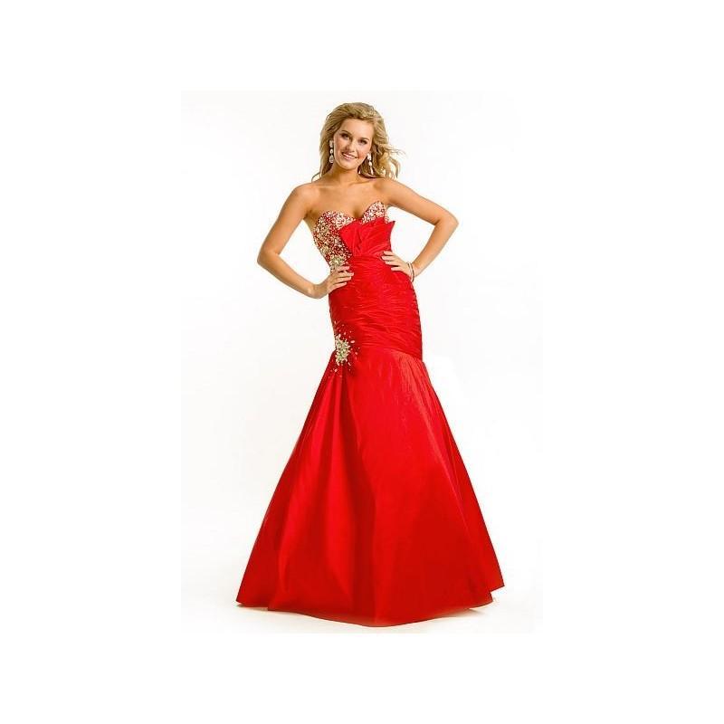 Свадьба - Party Time Prom Dress 6717 - Brand Prom Dresses