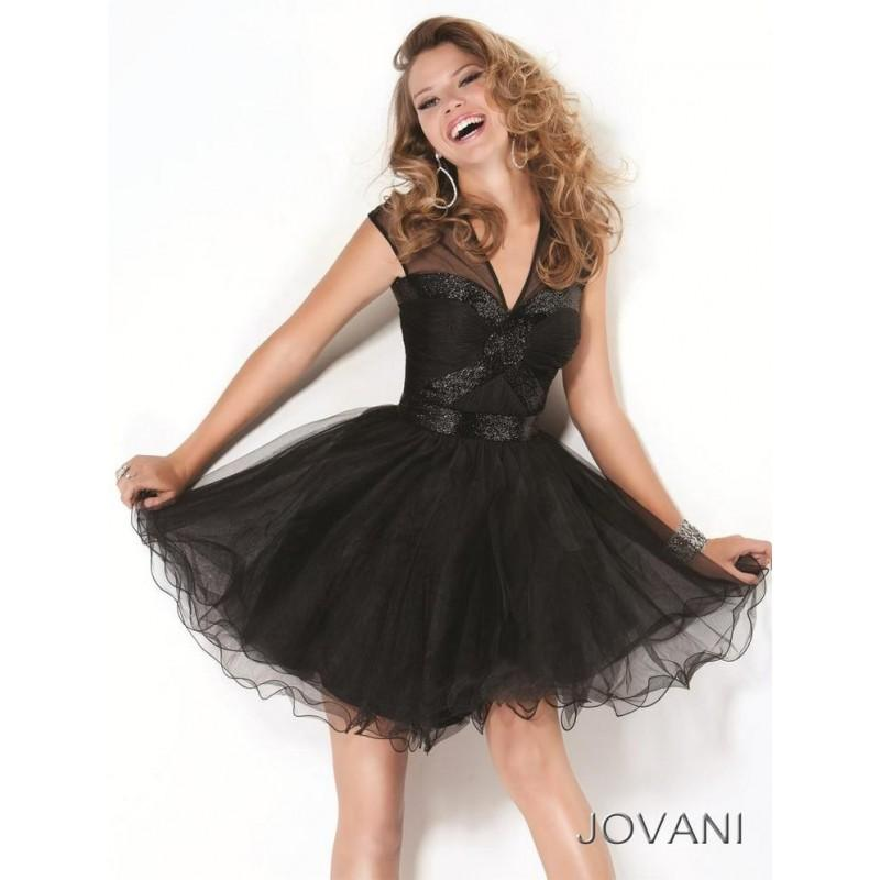 Hochzeit - 3591 Jovani Homecoming - HyperDress.com