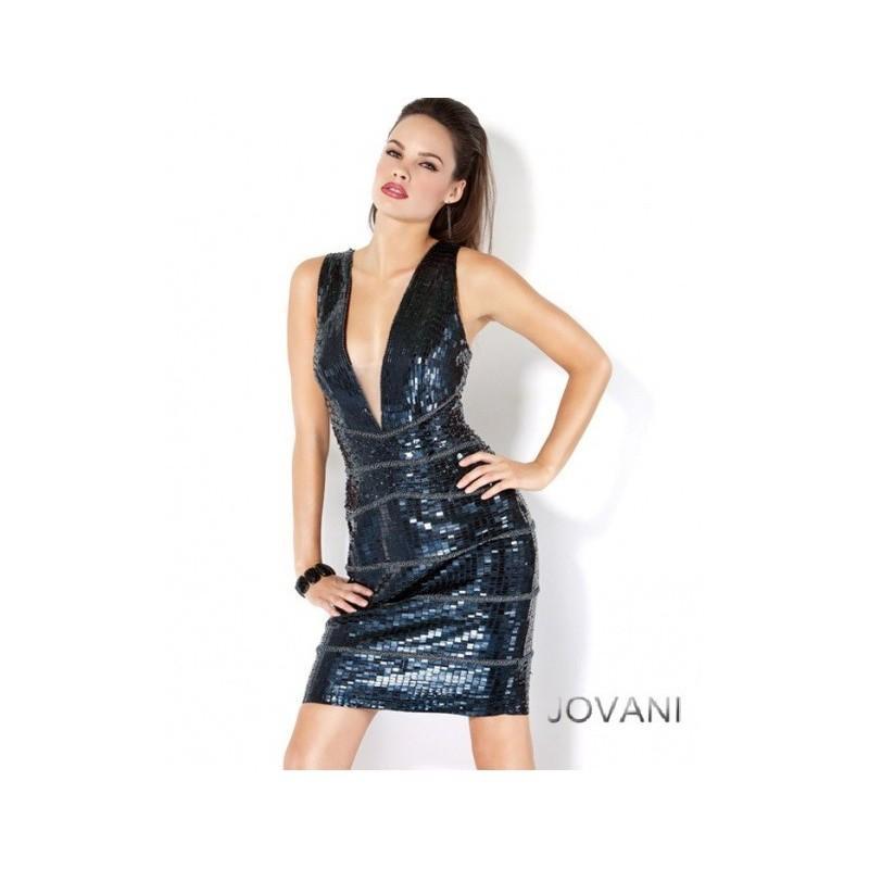 Hochzeit - 4274 Jovani Cocktail - HyperDress.com