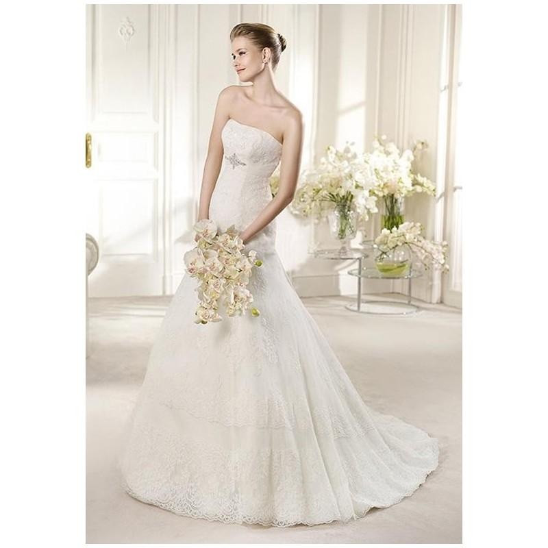 ST. PATRICK Amilia Wedding Dress - The Knot - Formal Bridesmaid ...