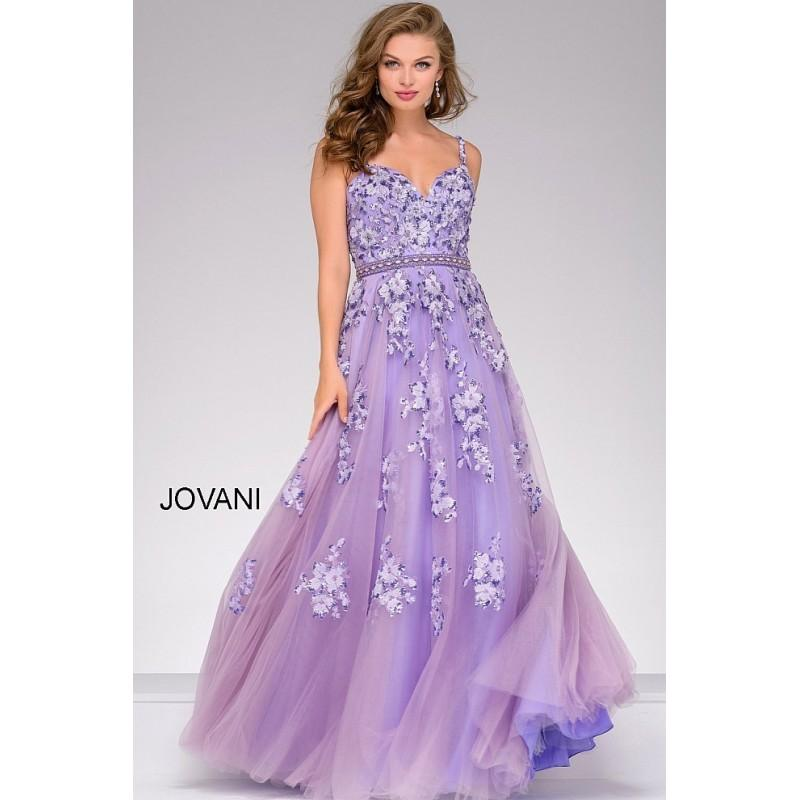 Jovani 47763 Prom Dress 2018 New Wedding Dresses 2814972 Weddbook