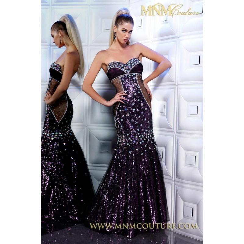 Wedding - 8181 MNM Couture - HyperDress.com