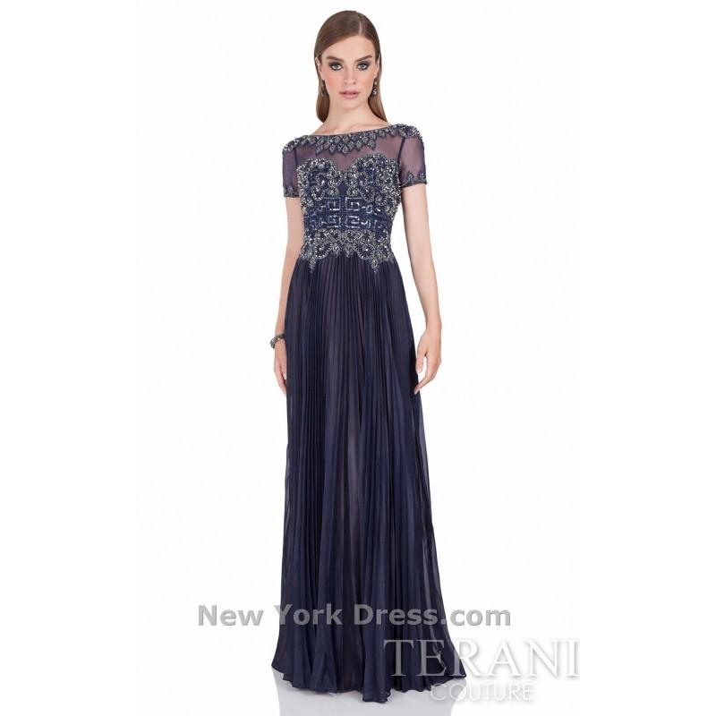 Wedding - Terani 1611M0610 - Charming Wedding Party Dresses