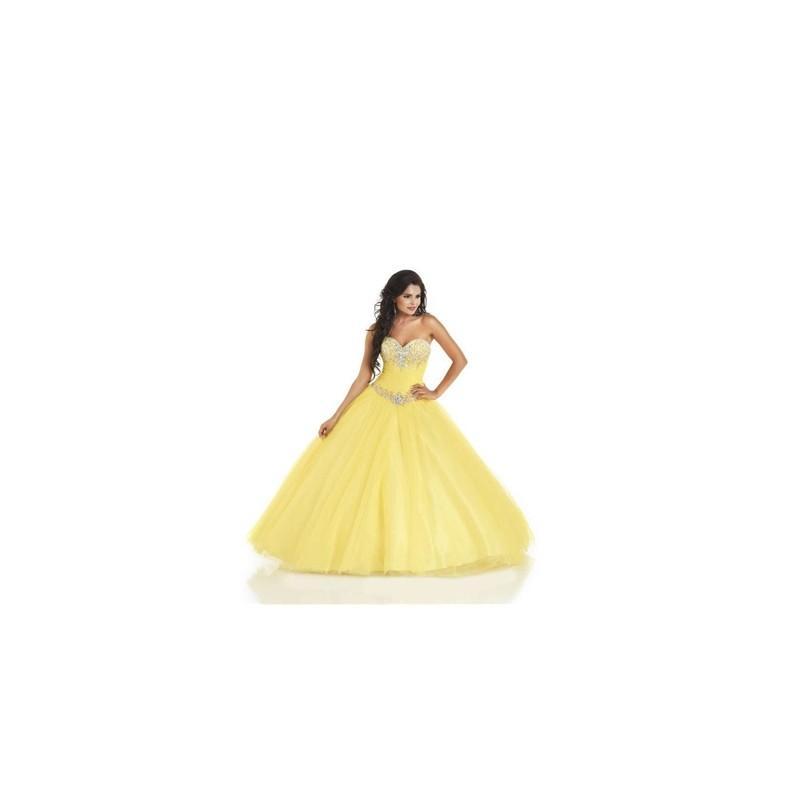 Wedding - Bloom by Bonny Quinceanera Dress Style No. 5518 - Brand Wedding Dresses