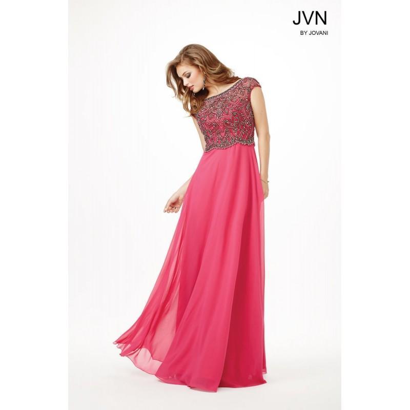 Wedding - JVN Prom by Jovani JVN20085 - Fantastic Bridesmaid Dresses