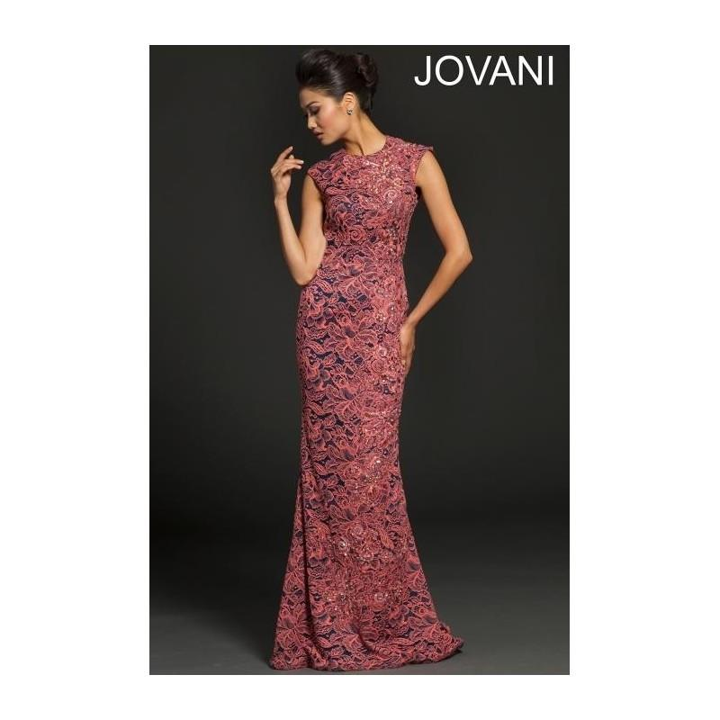 Wedding - Jovani Evening Jovani Evenings 89508 - Fantastic Bridesmaid Dresses
