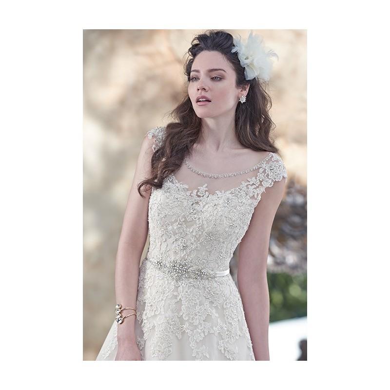 Свадьба - Maggie Sottero - Morgan - Stunning Cheap Wedding Dresses