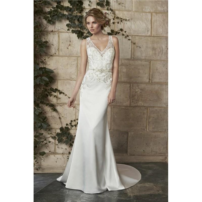 Wedding - Desiree Hartsock for Maggie Sottero Style Alera - Fantastic Wedding Dresses