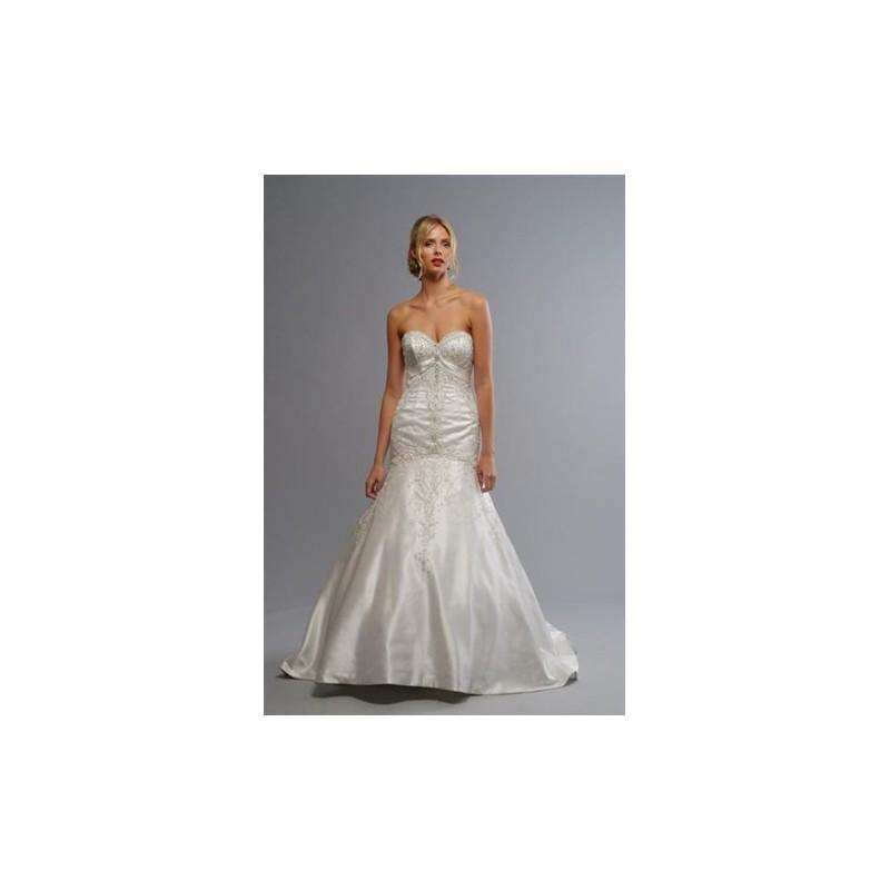 Wedding - Lo-Ve-La by Liz Fields Wedding Dress Style No. 9003 - Brand Wedding Dresses