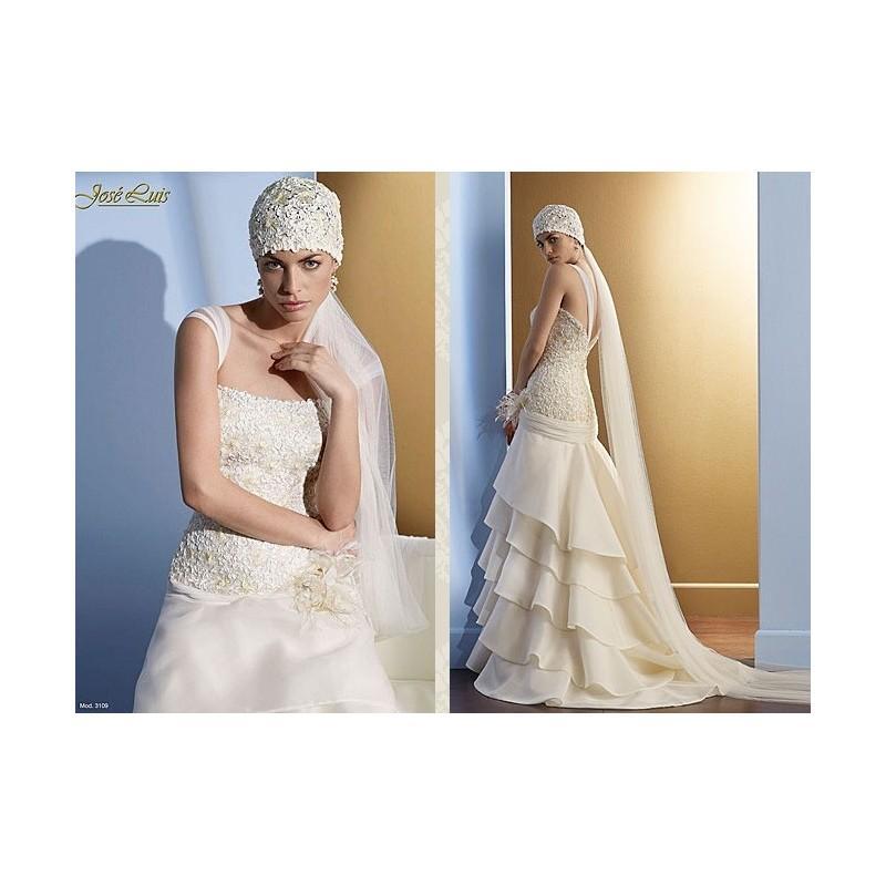 3109 (josé luis novias) - vestidos de novia 2018 #2815248 - weddbook