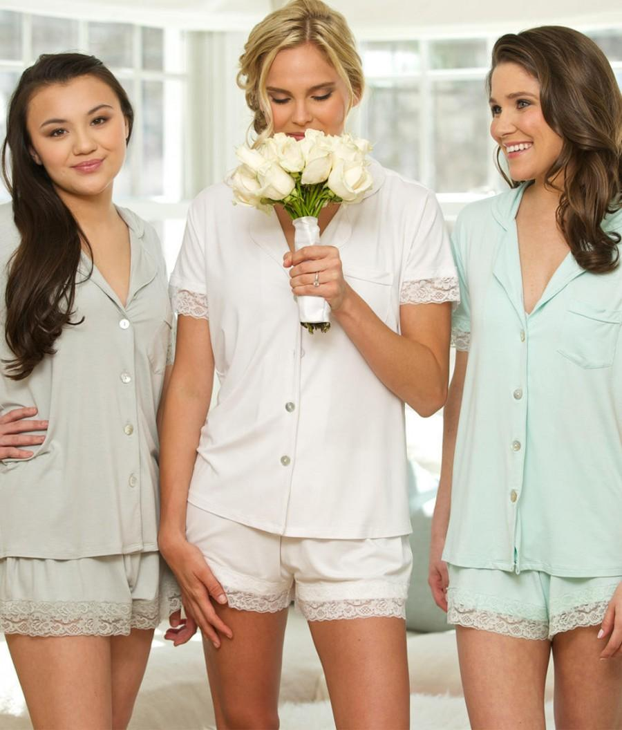 Wedding - Bridesmaid PJ's