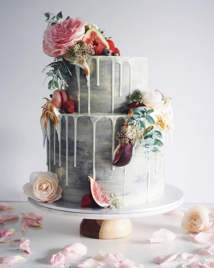 Mariage - 15 Wedding Cakes That WOW