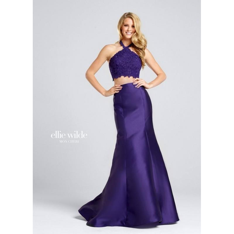 Wedding - Ellie Wilde EW117004 Dress - 2018 New Wedding Dresses