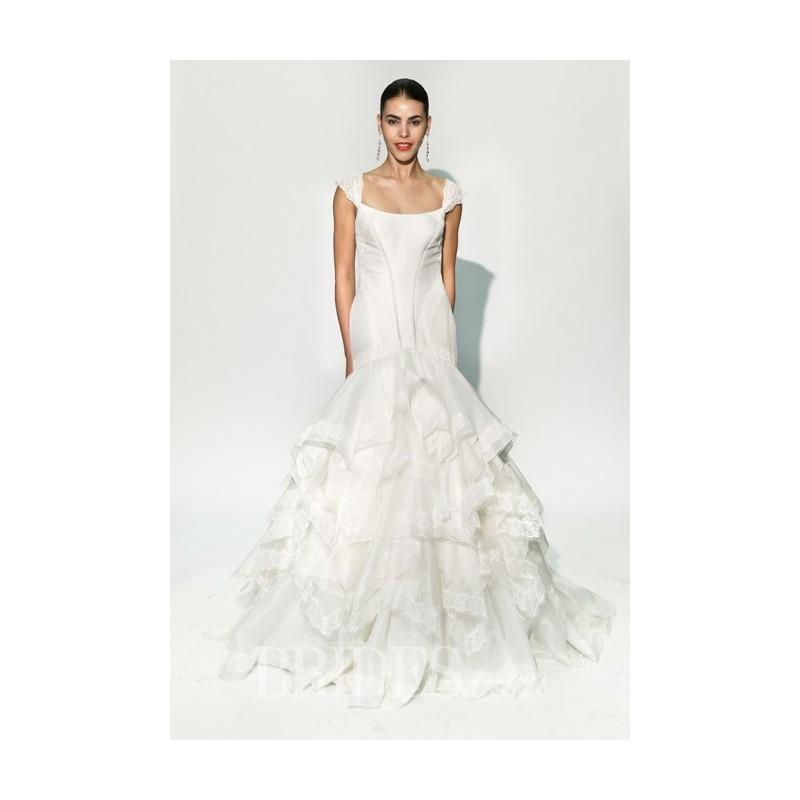 Wedding - Truly Zac Posen - Fall 2014 - Stunning Cheap Wedding Dresses