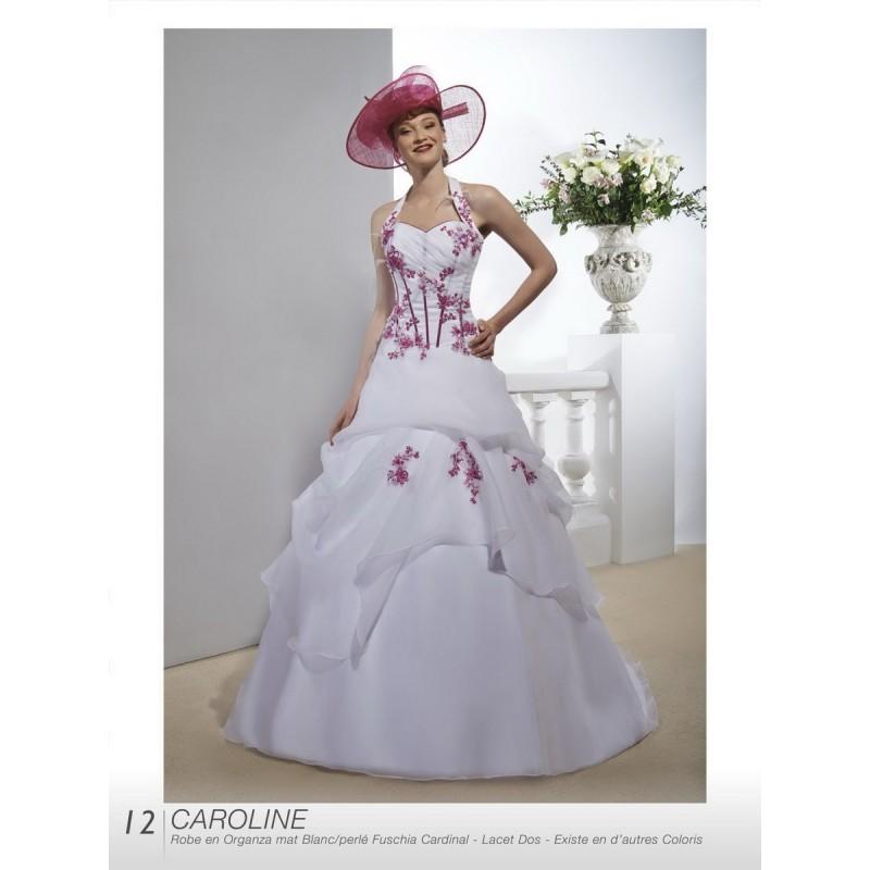 Свадьба - Robes de mariée Annie Couture 2016 - caroline - Superbe magasin de mariage pas cher