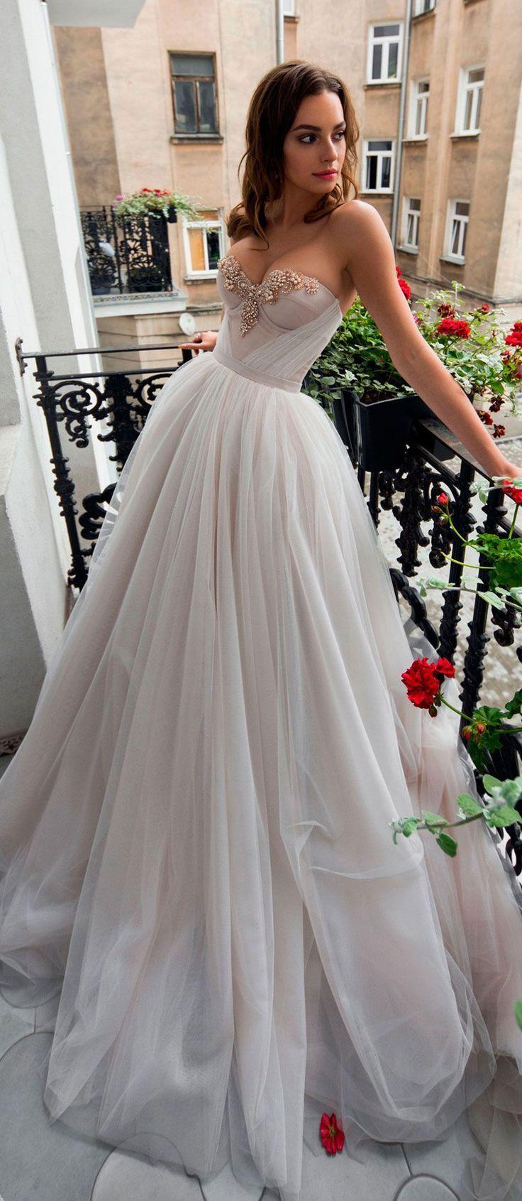Hochzeit - BLAMMO-BIAMO 2018 Wedding Dresses