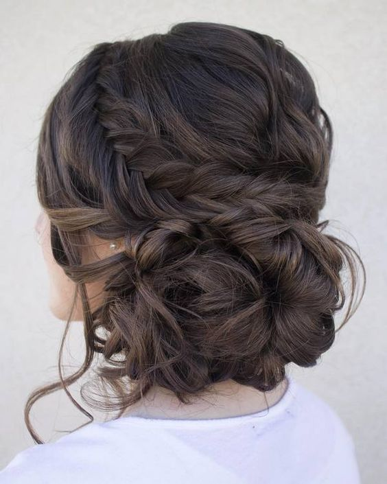 Hochzeit - 110 Wedding Hairstyles For Long Hair From Hair And Makeup By Steph