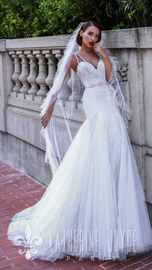 Свадьба - Romantic Katherine Joyce Wedding Dresses With Modern Elegance