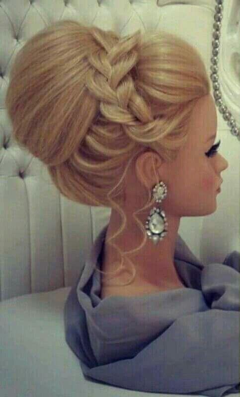волосы весільні зачіски 2817578 Weddbook