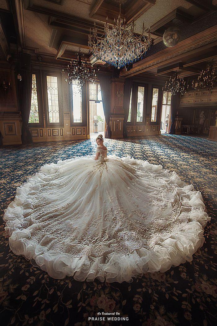 زفاف - This Beautiful Off-the-shoulder Gown From Bella Wedding Dress Featuring A Time-honored Silhouette Is Sure To Fulfill Your Priness Dream!