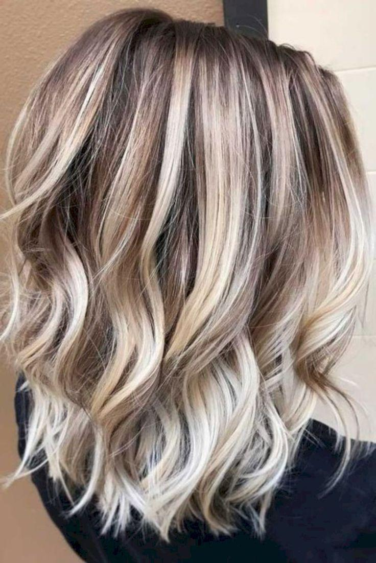 Makeup 48 Cool Hair Color Ideas To Try In 2018 2817620 Weddbook