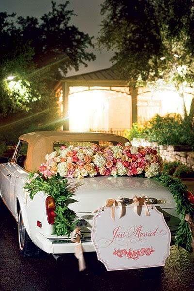 Wedding - 花车