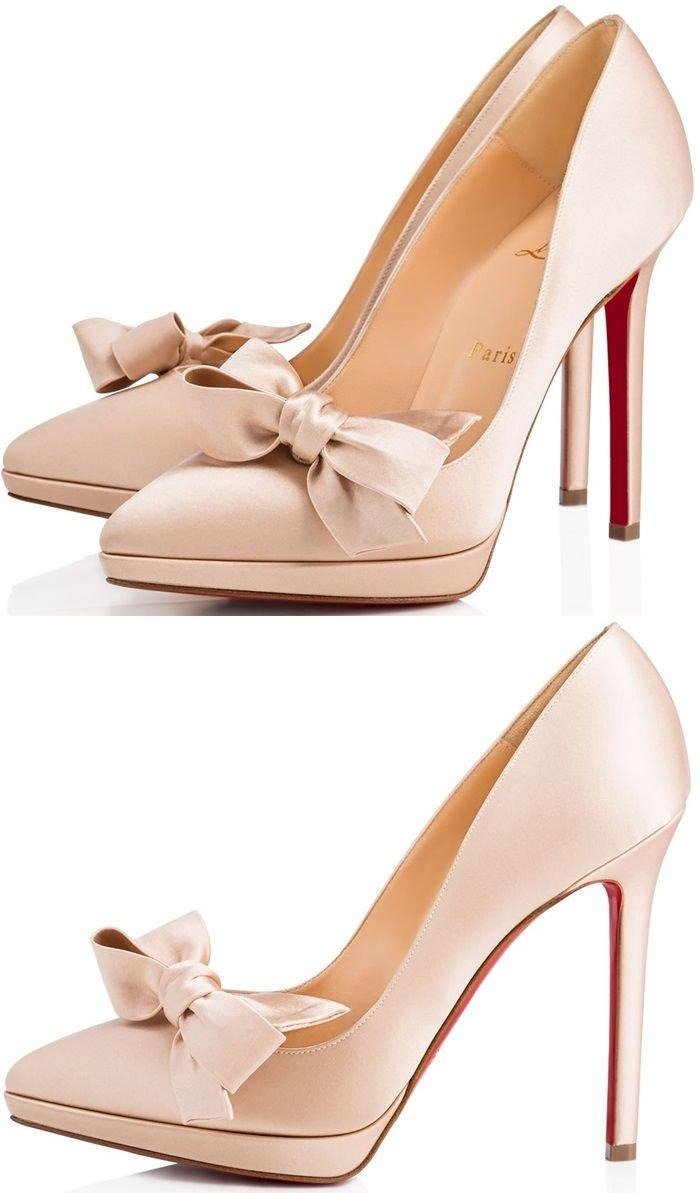 online store be256 33fa4 Christian Louboutin Wedding Shoes: Top 10 Red Bottom Bridal ...