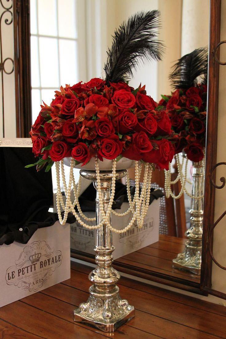 40 Great Gatsby Wedding Centerpieces Ideas #2817845 - Weddbook