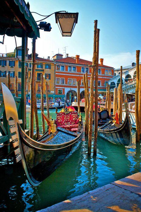 Mariage - Visiting Italy