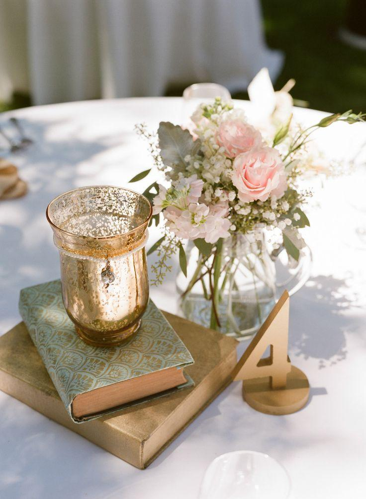 Свадьба - Romantic Mint   Blush Vineyard Wedding
