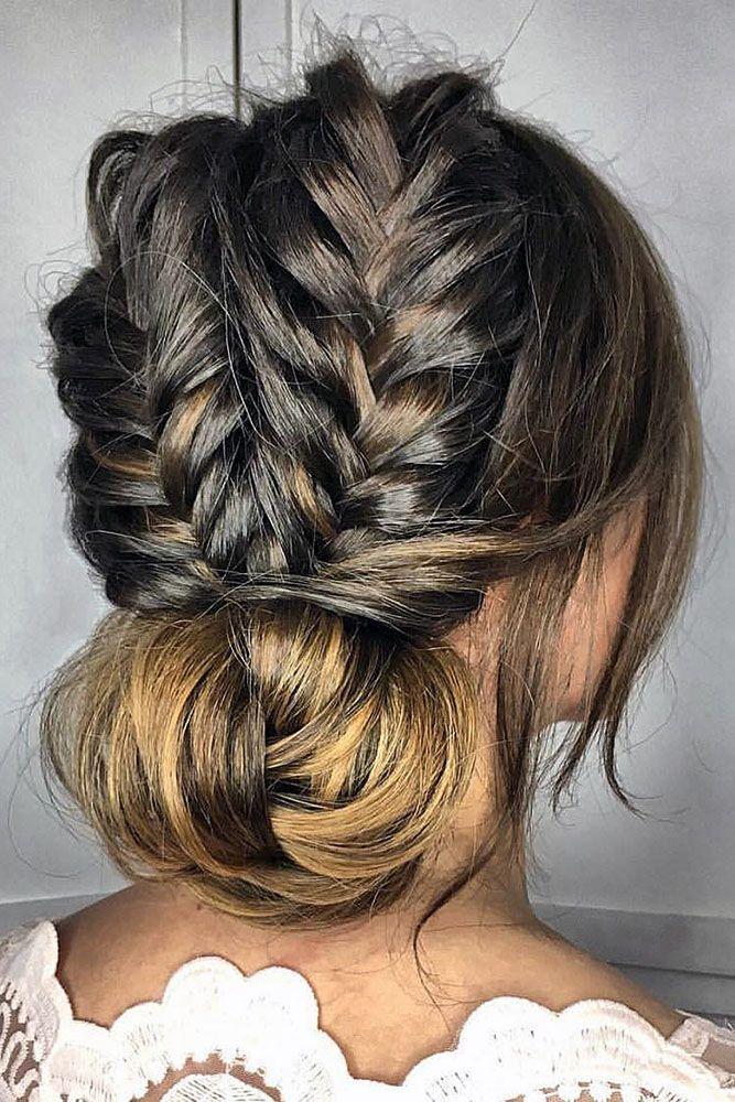 Wedding - 39 Braided Wedding Hair Ideas You Will Love