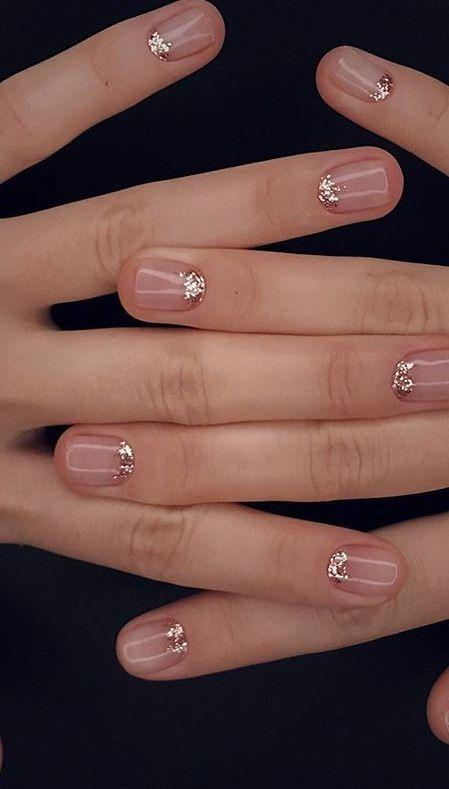 Wedding - Christmas Nails