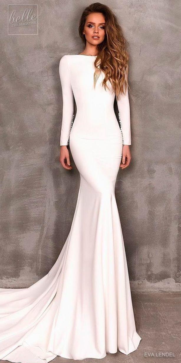 Dress 20 Simple Rustic Wedding Dresses 2818307 Weddbook