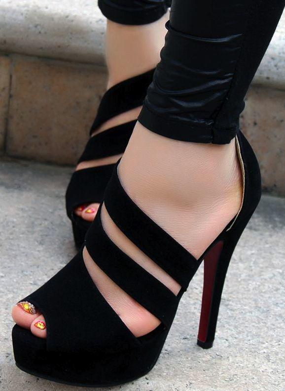 Mariage - Cinderella Shoes!!