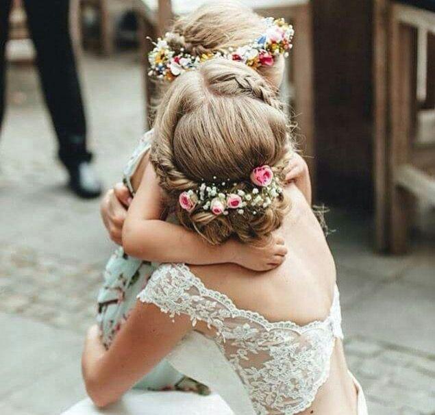 Wedding - Flowers In My Hair