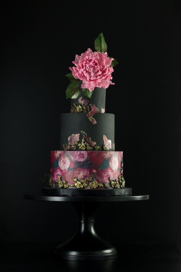 Свадьба - Flower Cakes